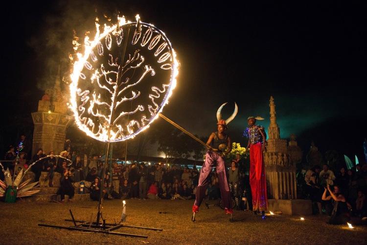 BUSHFIRE FESTIVAL 2014