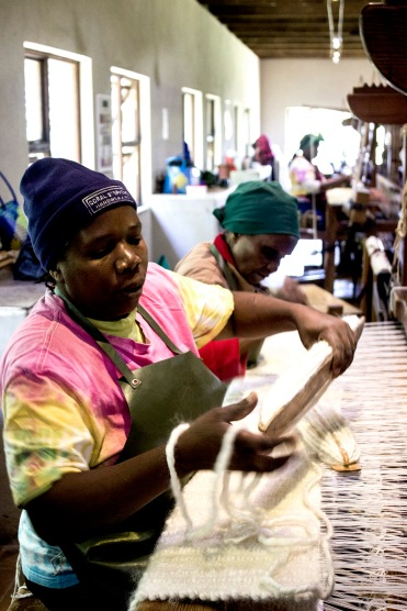 Weavers at Coral Stephens