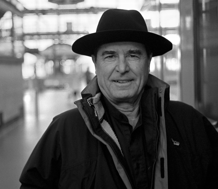 Paul Theroux credit William Furniss 2007